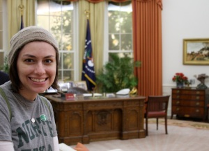 Me in the Oval Office