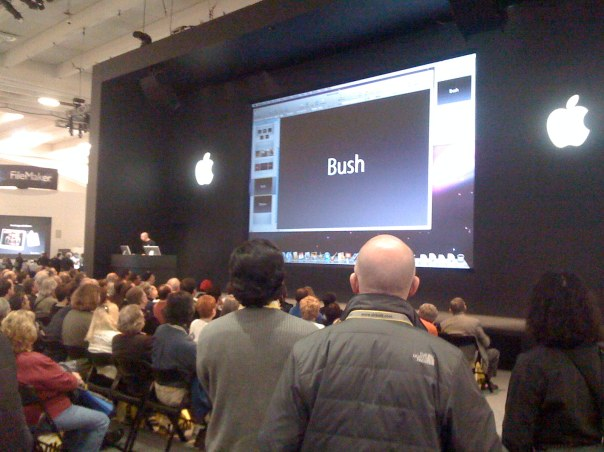 Presentation of iWork '09